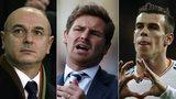 Daniel Levy, Andre Villas-Boas, Gareth Bale