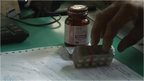 Medicines being sold over the counter in India