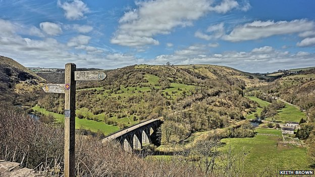 Monsal Head, Peak District