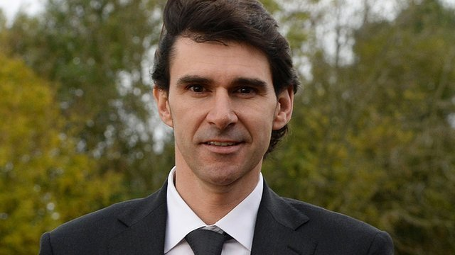 Middlesbrough head coach Aitor Karanka