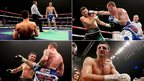 Carl Froch fights George Groves
