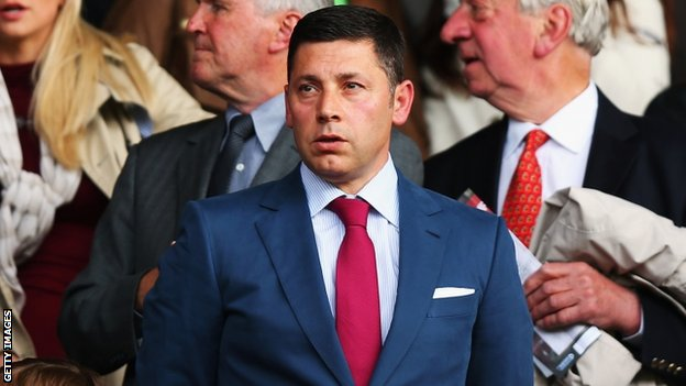 Southampton executive chairman Nicola Cortese