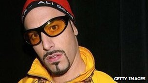 Sasha Baron Cohen as Ali G