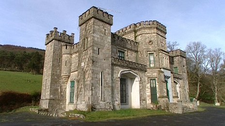 Bbc News Killeavy Castle Owners Plan To Build New Hotel