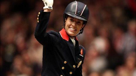 Bbc Sport Equestrian Sport