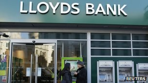 Branch of Lloyds