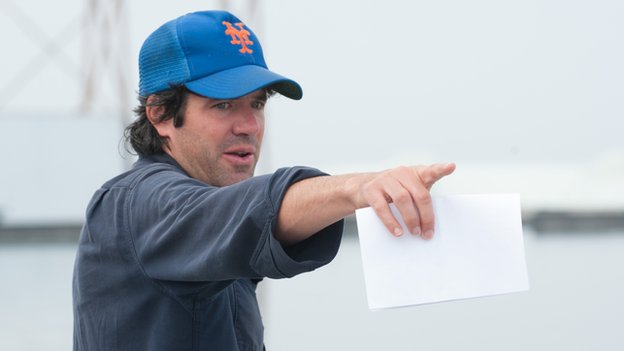 JC Chandor, director of All is Lost