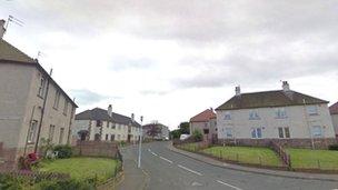 Melrose Crescent, Kirkcaldy