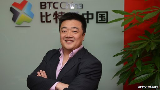 BTC China's Bobby Lee