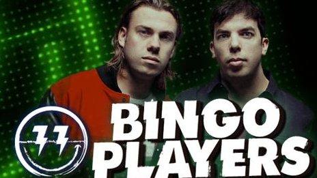 Bingo Players on Bingo Players