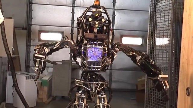 MIT Atlas robot