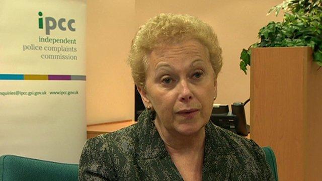 IPCC Commissioner for Wales, Jan Williams