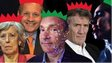 Today guest editors Eliza Manningham Buller, Antony Jenkins, Tim Berners Lee, Michael Palin and PJ Harvey