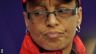 Former England women's coach Hope Powell