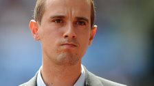 New England women's coach Mark Sampson