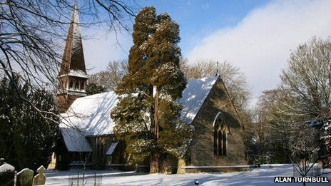 St Andrew's Church, Nuthurst