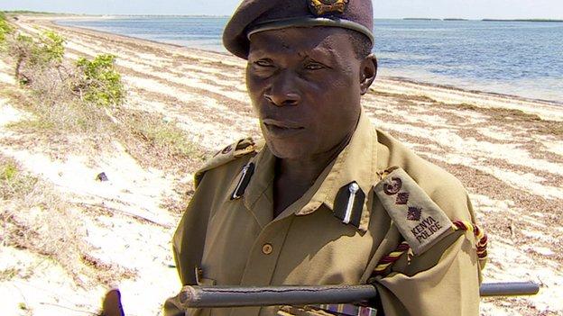 Superintendent Samuel Obara