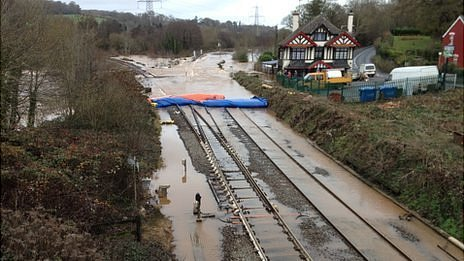Cowley Bridge Junction