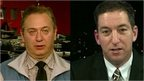David Rivkind and Glenn Greenwald