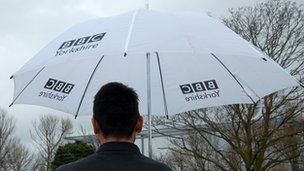 BBC umbrella