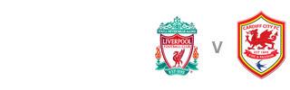 Liverpool v Cardiff City