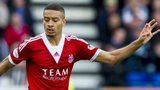 Aberdeen's on-loan defender Michael Hector