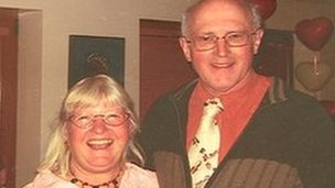 Maureen and Alan Greaves