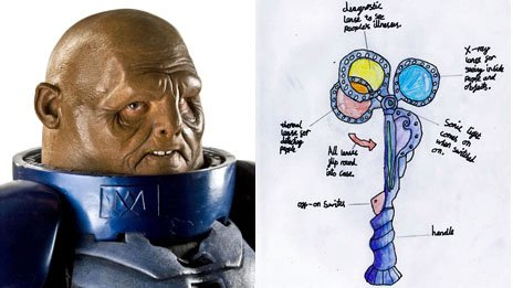 Strax and his lens