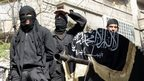 Al-Nusra leader rejects Syria talks