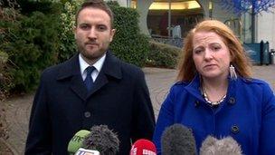 Chris Lyttle MLA and Naomi Long MP - Alliance