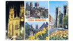 York Minster postcard (1977) by Dennis. Image courtesy of George Webber