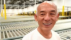 David Tran, owner of Huy Fong Foods