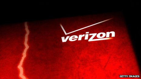 Verizon to publish data requests...