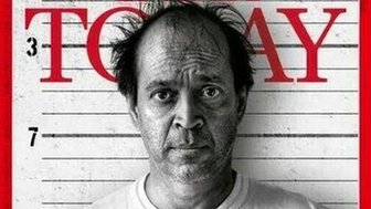Vikram Seth on India Today magazine cover