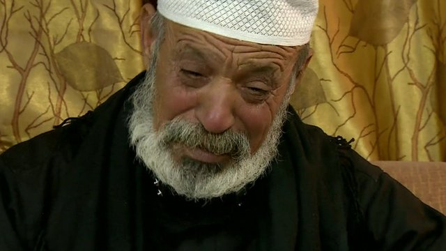 Abu Ali lost all three sons in Baghdad violence