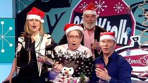 BOOKtalk Christmas Special