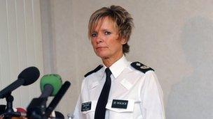 Deputy Chief Constable Judith Gillespie