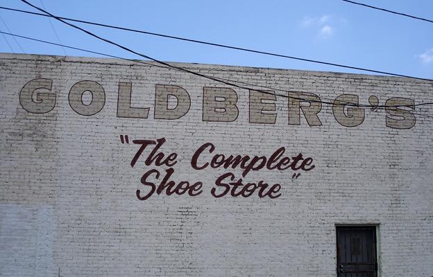 Goldberg's store