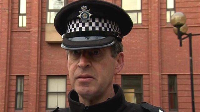 Inspector Mel Christie