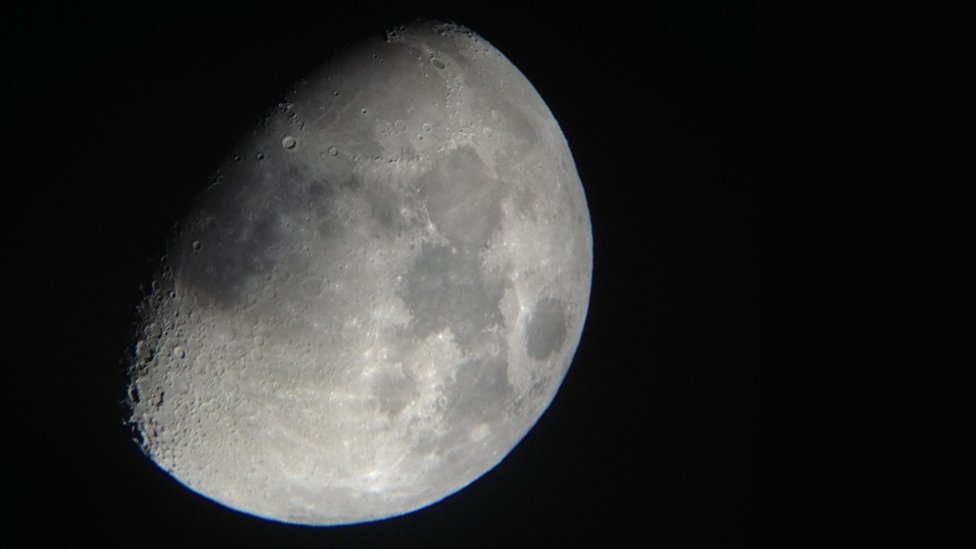 Bbc Science Take Close Ups Using A Camera And A Telescope