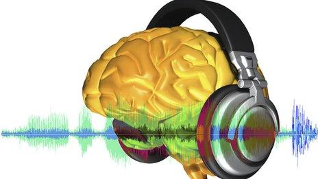 Brain headphones