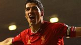 Liverpool striker Luis Suarez