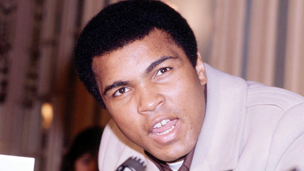 Muhammad Ali identified with Johnson