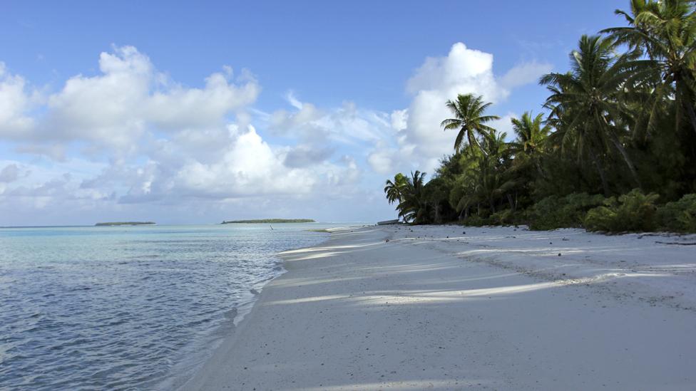 A Palmerston beach