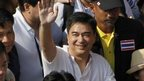 Democrat party leader Abhisit Vejjajiva