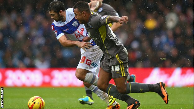 QPR v Leicester