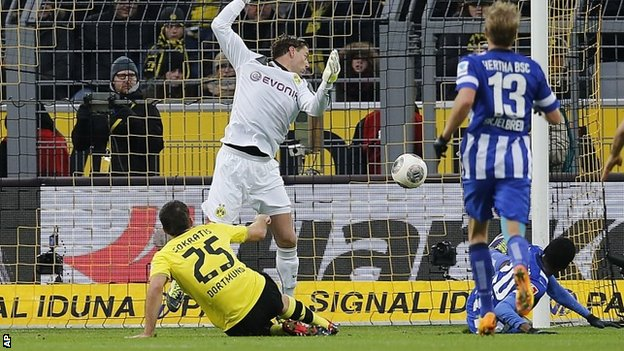 Bundesliga - Borussia Dortmund vs Hertha Berlin Betting Preview
