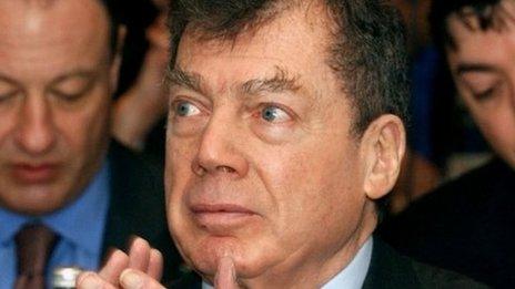 Edgar Bronfman (2005 picture)