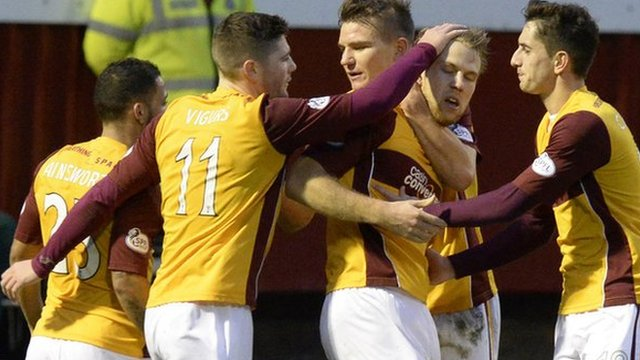 Highlights - Motherwell 3-0 St Mirren