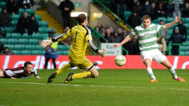 Highlights - Celtic 2-0 Hearts